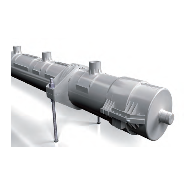 Airex piping system